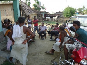 Interaction Programme in Nausay