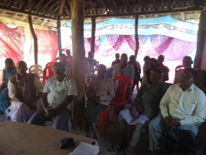 Participants of Community Interaction Programme