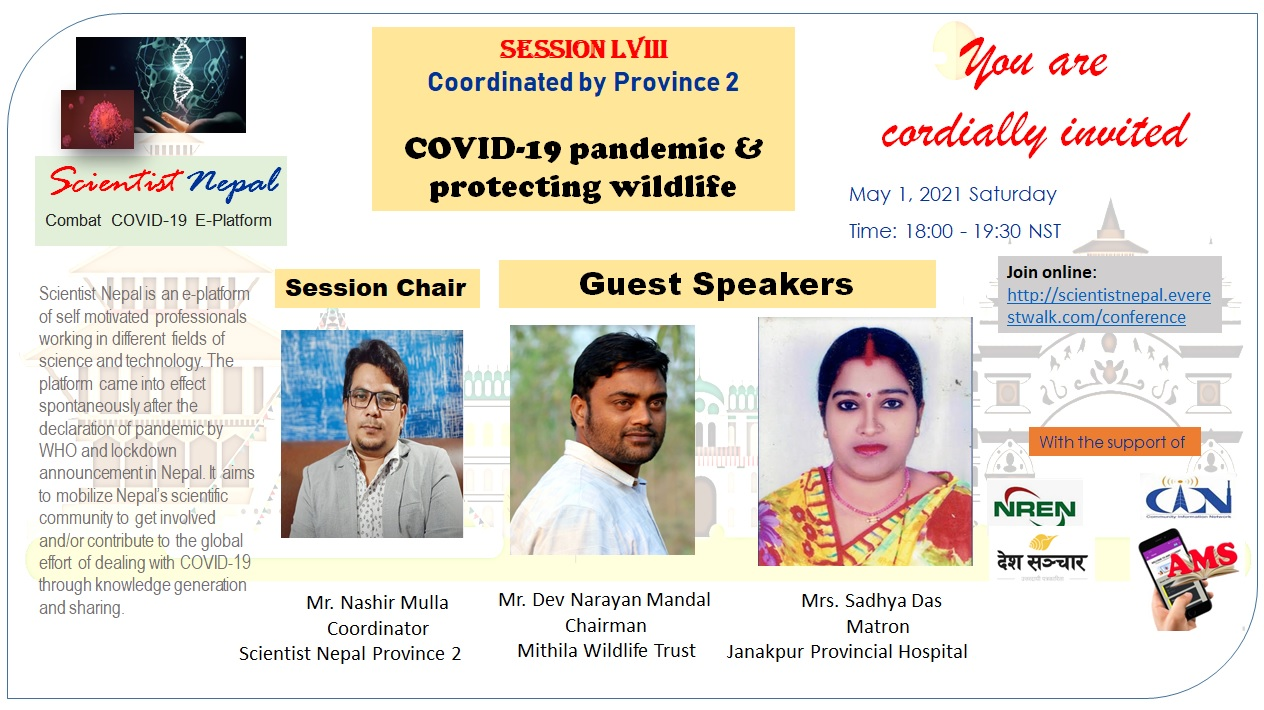 Flyer for 58th session_Scientist Nepal